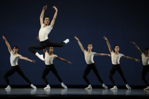 San Francisco Ballet in George Balanchine's 'Symphony in Three Movements' (Photo: Erik Tomasson)
