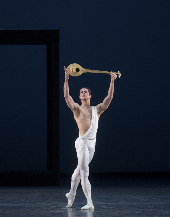 The god-like Marcelo Gomes in APOLLO (Photo: _)