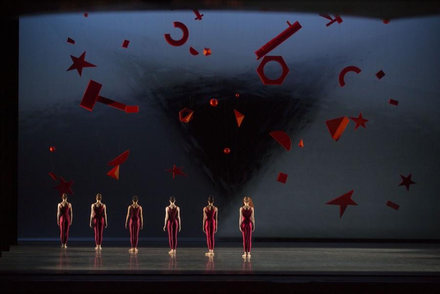 American Ballet Theatre dancers in Alexei Ratmansky's PIANO CONCERTO #1 (Photo: Rosalie O'Connor)