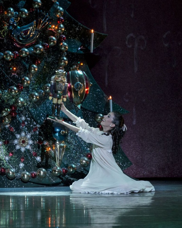 Ballet San Jose's new NUTCRACKER by Karen Gabay (Photo: Bob Shomler)