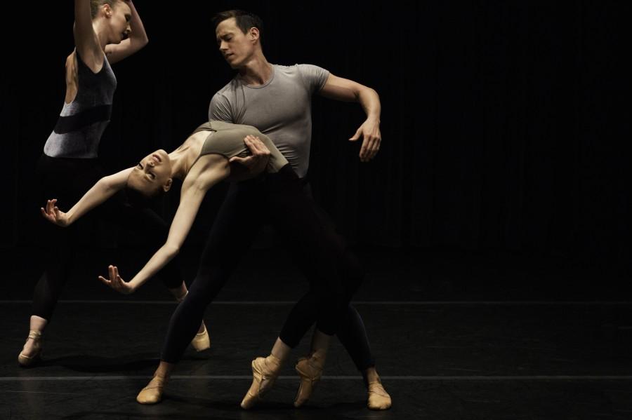 Intermezzo dancers in rehearsal (Photo: Sarah Sterner)