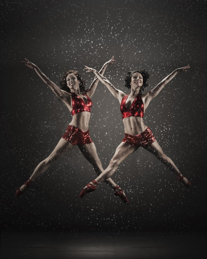 Smuin Ballet's THE CHRISTMAS BALLET (Photo: Patrick Fraser)