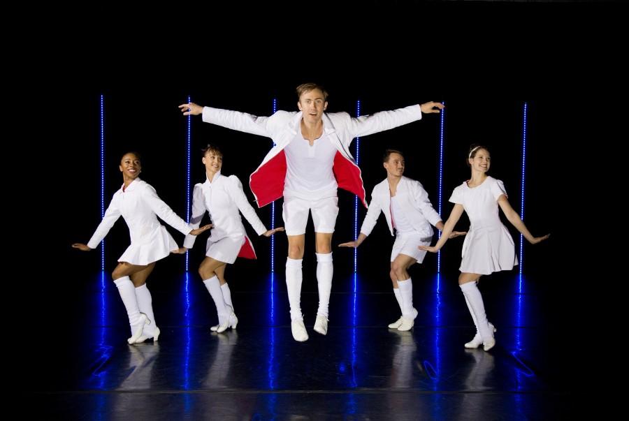 The dancers of TMP in Trey McIntyre's MERCURY HALF-LIFE (Photo: Trey McIntyre)