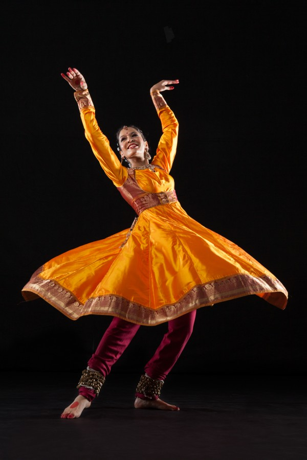 Rachna Nivas of Chitresh Das Dance Company in