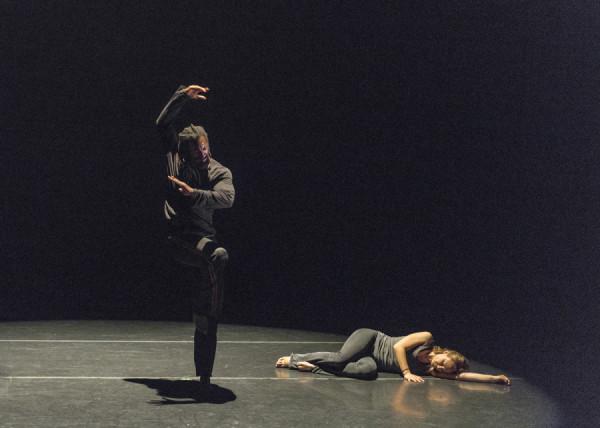 Antoine Hunter and Zahna Moss (Photo: Jorge Alejandro Gomez)