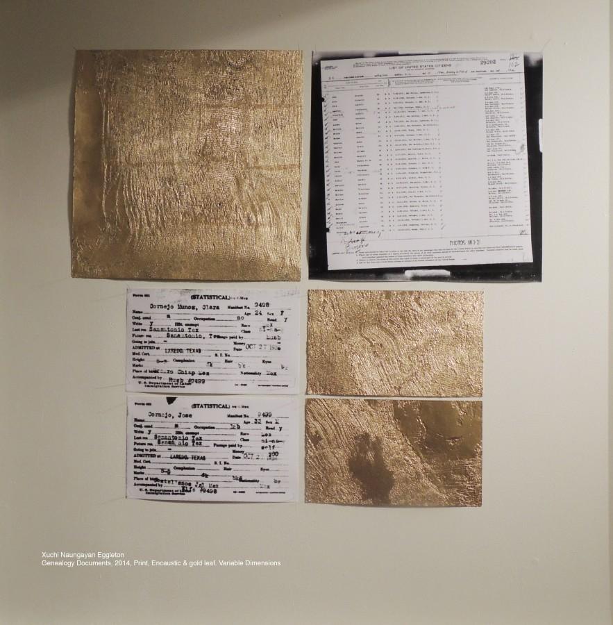 Genealogy Documents by Xuchi Naungayan Eggleton