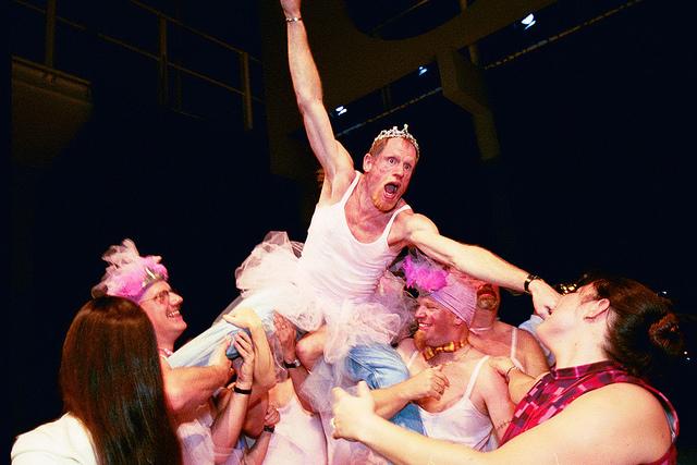 The Dance-Along Nutcracker (Photo: Jane Philomen-Cleland)