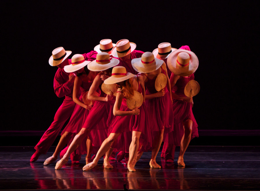 Smuin Ballet strutting their holiday stuff  (Photo: Keith Sutter)
