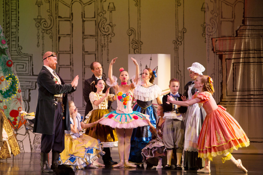 Stapleton Ballet's Nutcracker (Photo: Lester Ng)