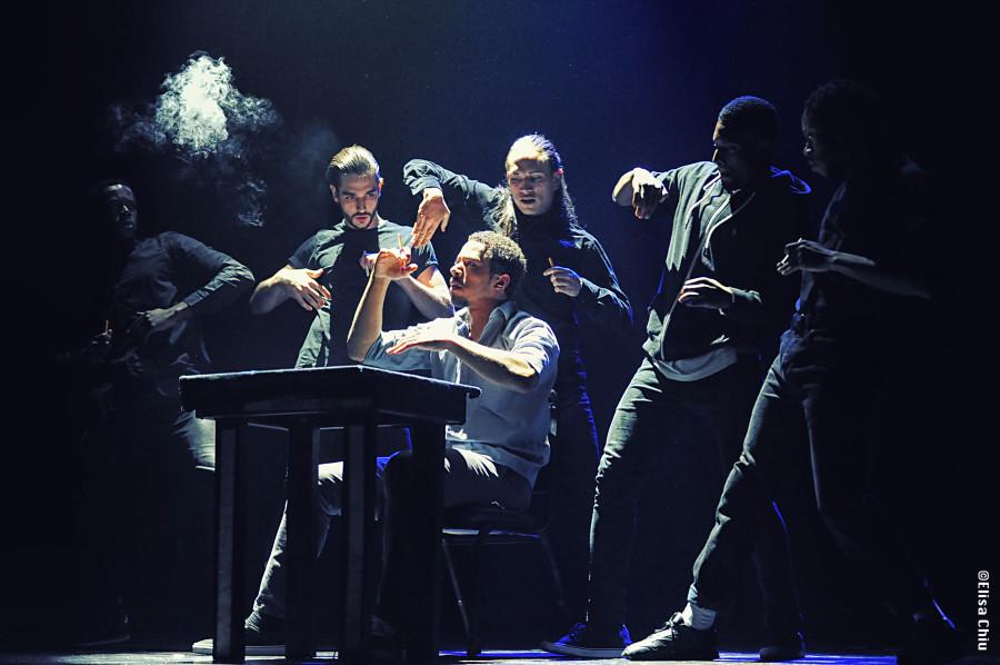 BirdGang Dance Company (Photo: Elisa Chiu)