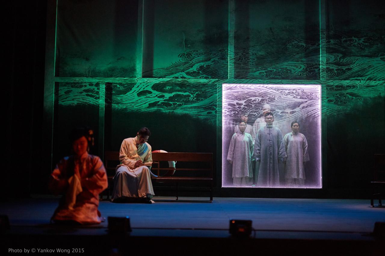DATONG, a contemporary Chinese chamber opera (Photo: Yankov Wong)