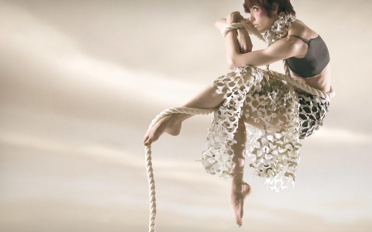 Wendy Rein of RAWdance (Photo: RJ Muna)