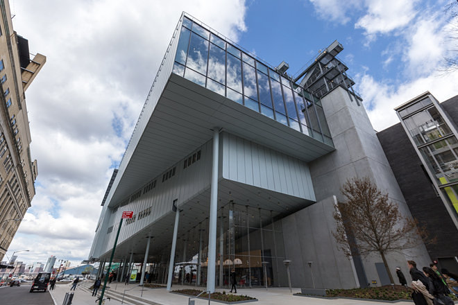 Renzo Piano's ungainly new structure for the Whitney Museum of American Art in the trendy Meatpacking District