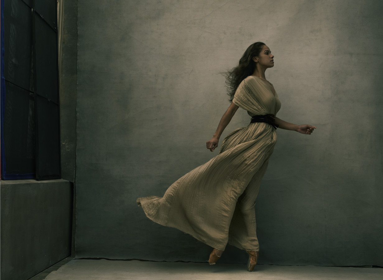 Misty Copeland, New York City, 2015 © Annie  Leibovitz