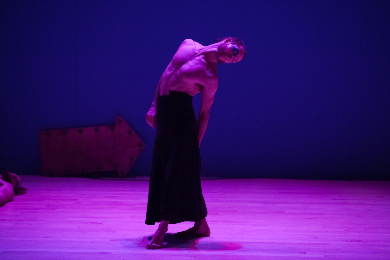 James Graham in Hope Mohr's Stay (Photo: Margo Moritz)