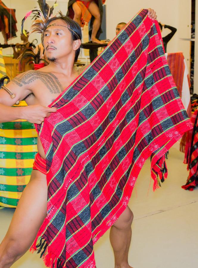 Parangal Dance Company in dress rehearsal for the 2016 San Francisco Ethnic Dance Festival ( Photo: Arnel De Leon )