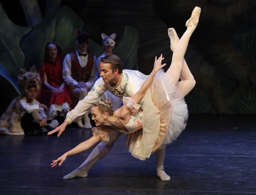 Trust Or How I Met My Husband Ballet To The People